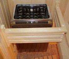 Электрическую печь для бани
