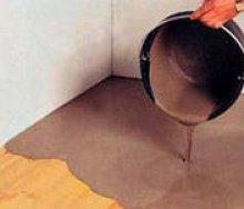 Бетонная стяжка на деревянный пол: как правильно работать с основанием из дерева?