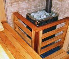 Установка печи в баню: 8 важных пунктов, на которые необходимо обращать внимание
