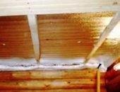 Технология утепления потолка бани