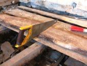 Ремонт деревянного пола своими руками