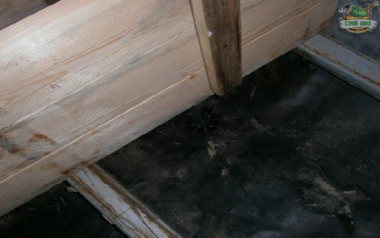 Металлические лаги прослужат дольше деревянных