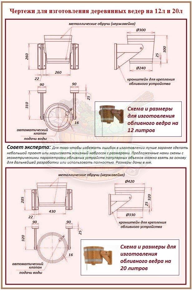 Как сделать обливное устройство своими руками