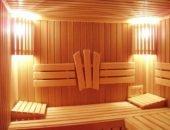 Парилка в деревянной бане