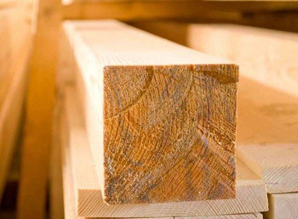 Сырая древесина