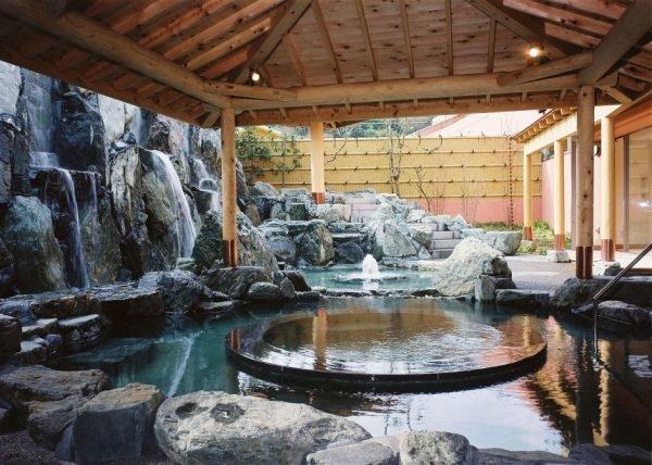 китайская баня