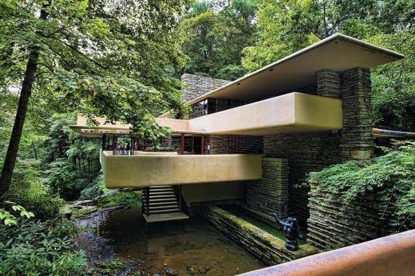 дом Fallingwater