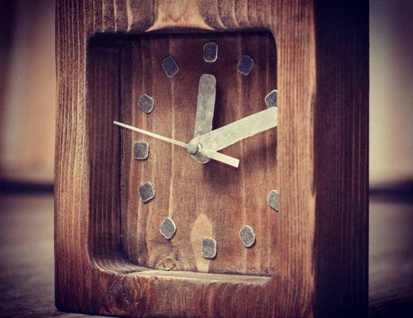 часы для бани своими руками