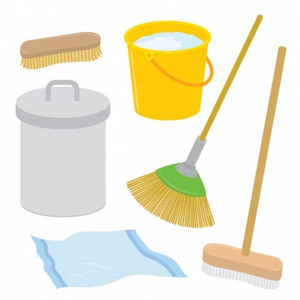 Что подготовить для мытья