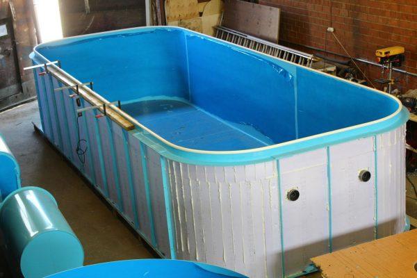 Переносной мини-бассейн