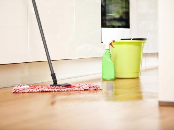Инвентарь для уборки квартиры