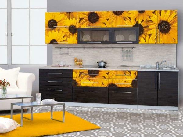 Декор кухонного гарнитура