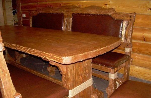 Мебель для предбанника