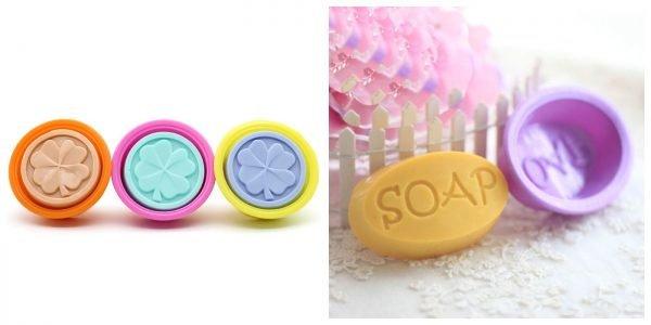 Силиконовые формы для мыловарения