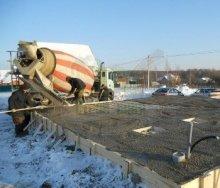 Разогревающийся бетон забор из бетона купить формы