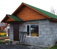 Утепление стен из керамзитобетона бетон цена зарайск