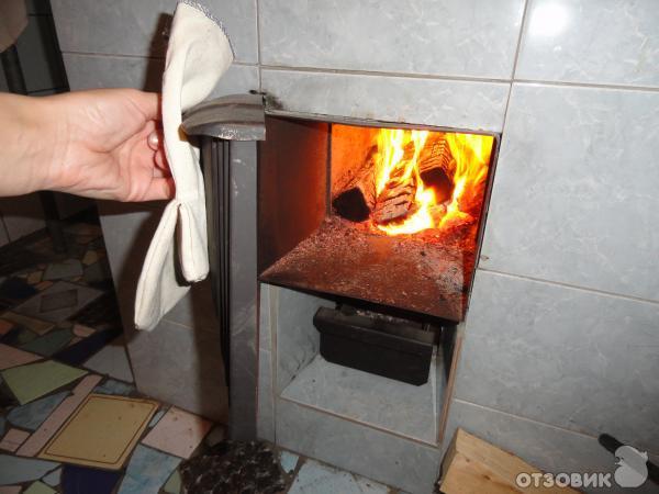 Дровяные печи для бани — обзор лучших производителей + пример возведения печи-лежанки