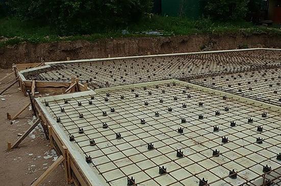 Личный опыт устройства утепленного плитного фундамента по шведской технологии