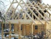 Крыша бани своими руками – как строить односкатную и двускатную варианты