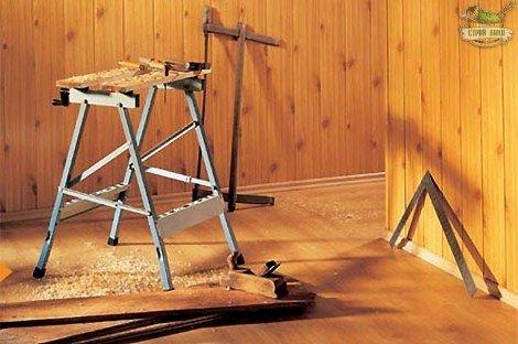 Отделка парной бани своими руками – чем и как лучше отделать потолок, стены и пол?