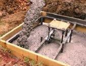 Как рассчитать и замесить качественный бетон для фундамента