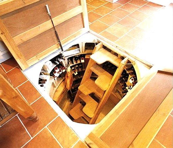 Подвал в бане: как правильно спроектировать и построить банный подвал