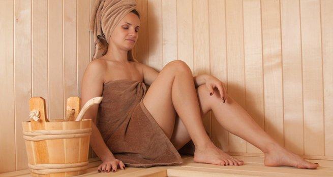Польза и вред бани для женщин