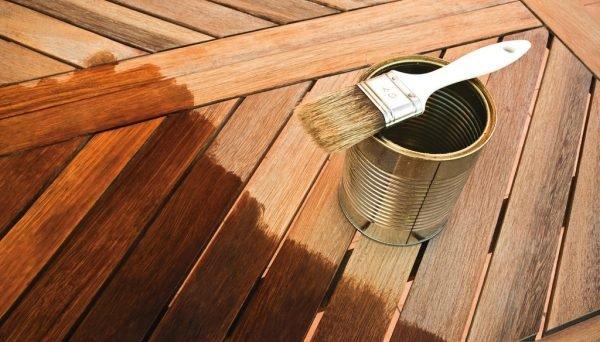 лаки для древесины