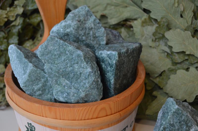 Полезные свойства камня дунит для бани