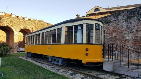 Баня-трамвай