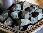 Банные камни в печи