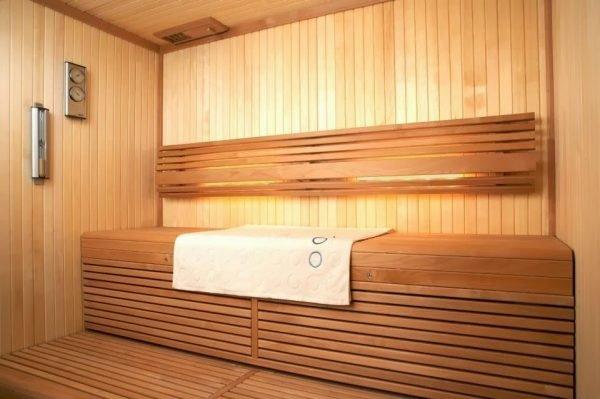 как создать уют в бане