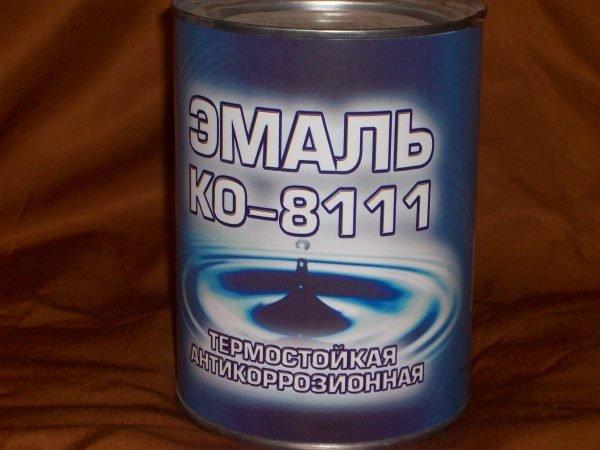 Краска эмаль «Термика» КО-8111