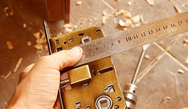 Измерение замка
