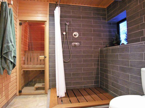 планировка бани 6 на 4 внутри