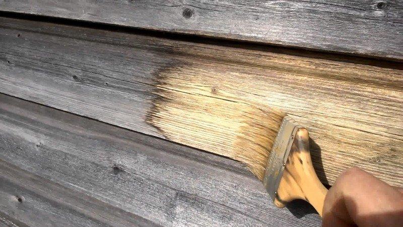 Какой отбеливатель для древесины лучше выбрать