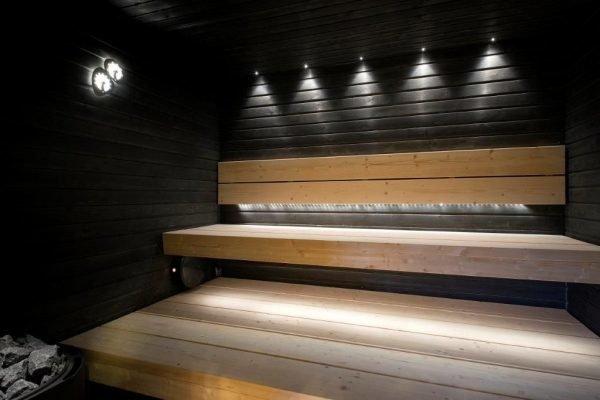 Подсветка для бани