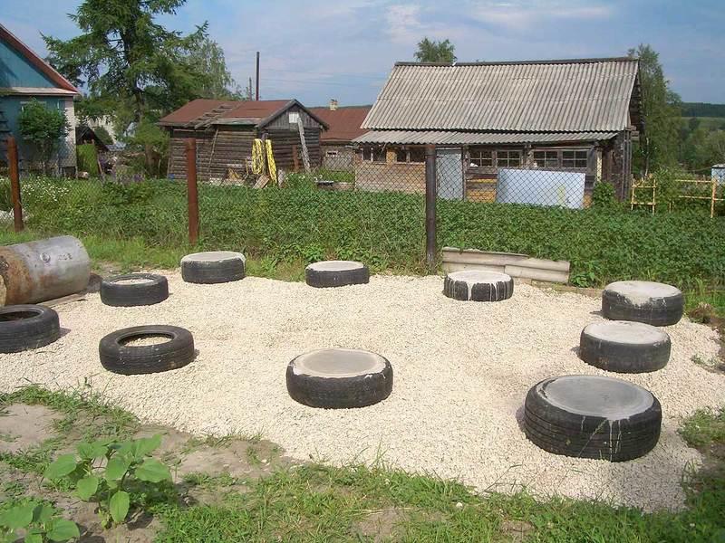 Как не разориться на бетоне: фундамент из покрышек своими руками