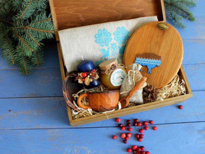 Подарочный набор для бани своими руками: полезный презент с душой