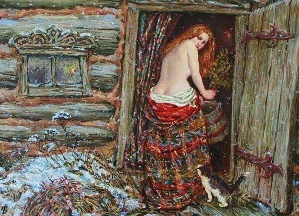 Анвар Сайфутдинов «В баню»
