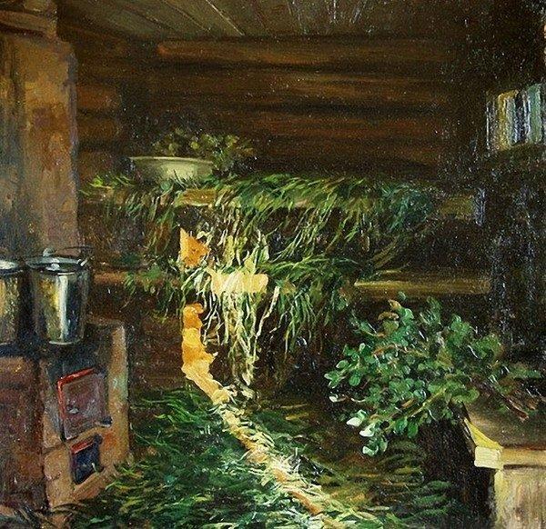 Виктор Орлов «Баня»