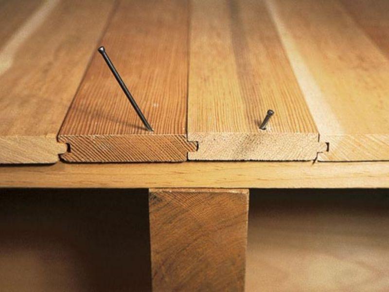 Скрипят деревянные полы: причины и решения проблемы