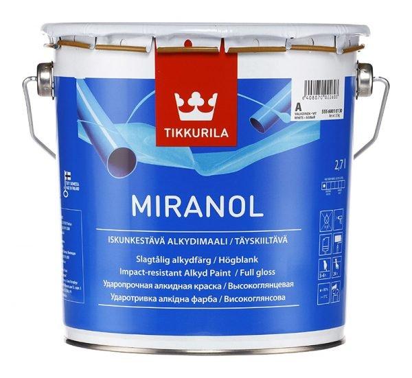 Алкидная краска Miranol