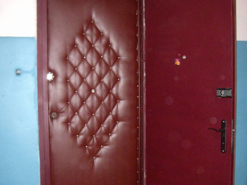Учимся грамотно утеплять двери войлоком