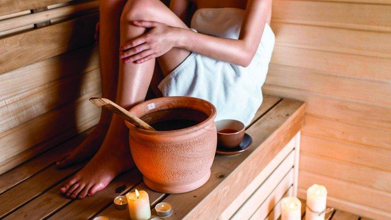 Купель здоровья: как баня влияет на кожу