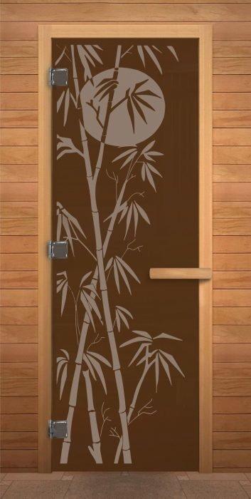 рисунок для банной двери