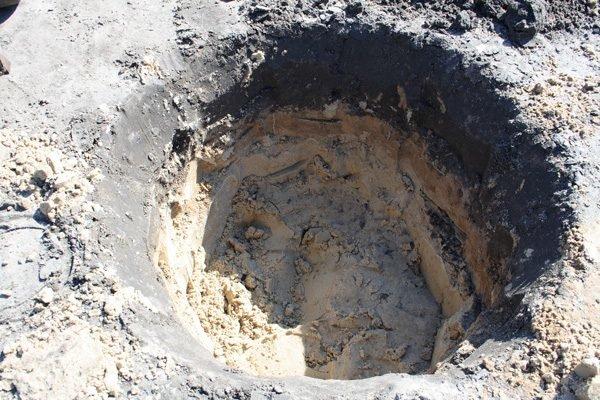 подземный тандыр своими руками