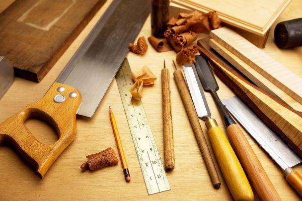 Инструменты для изготовления люка