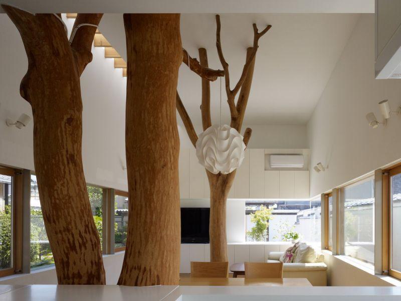 Домашний декор из дерева: фотоидеи для вдохновения