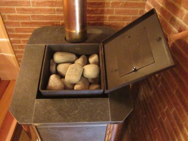 Закрытая каменка
